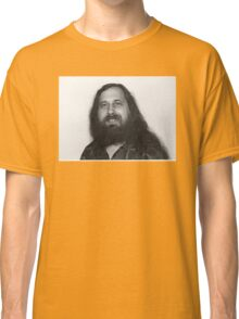 RMS Face of freedom Classic T-Shirt