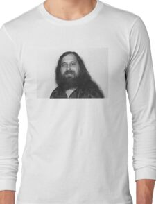 RMS Face of freedom Long Sleeve T-Shirt