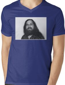 RMS Face of freedom Mens V-Neck T-Shirt
