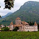 Mareccio Castle by Rae Tucker