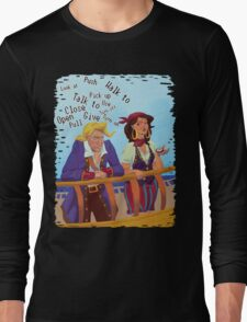 Monkey Island Long Sleeve T-Shirt