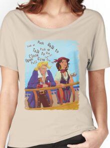 Monkey Island Women's Relaxed Fit T-Shirt