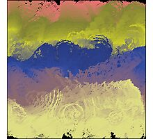 Vector Paint Abstract Art Photographic Print