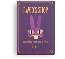 A Link Between Worlds: Ravio Poster Canvas Print