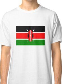 Flag of Kenya Classic T-Shirt