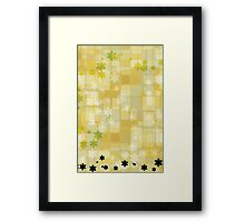 Flower Meadow Framed Print