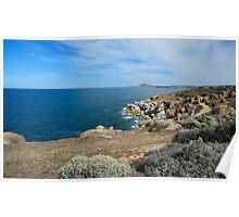 Granite Island Poster