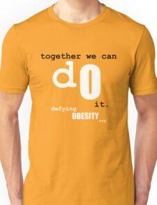 Defying Obesity Unisex T-Shirt