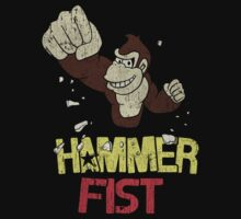 HAMMER FIST (MMA) by Wizz Kid