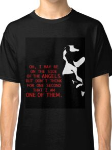 Sherlock's on the side of the Angels Classic T-Shirt