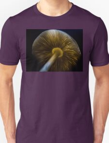The Backlit Mushroom Unisex T-Shirt