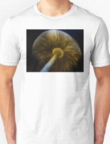 The Backlit Mushroom Unisex T-Shirt