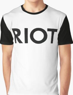 It's Always Sunny - RIOT Graphic T-Shirt