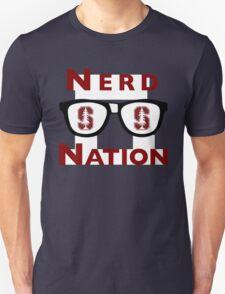 Cardinal Nerd Nation Unisex T-Shirt