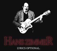 Hans Zimmer: Lyrics Optional by Miranda Bartley