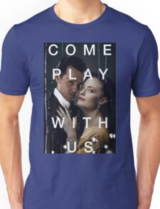 Playing the great game. Unisex T-Shirt