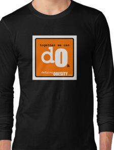 Defying Obesity 2 Long Sleeve T-Shirt
