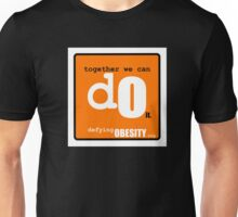 Defying Obesity 2 Unisex T-Shirt