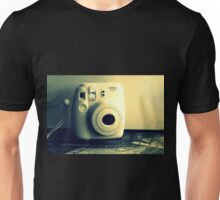 Her First Camera Unisex T-Shirt