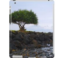 It's lonely at the top iPad Case/Skin