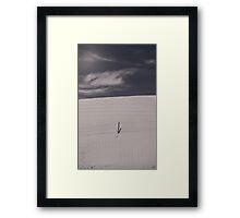 As Days Go By Framed Print