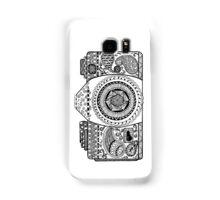 Click! Doodled Camera Samsung Galaxy Case/Skin
