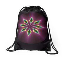 Carnival Lights Drawstring Bag