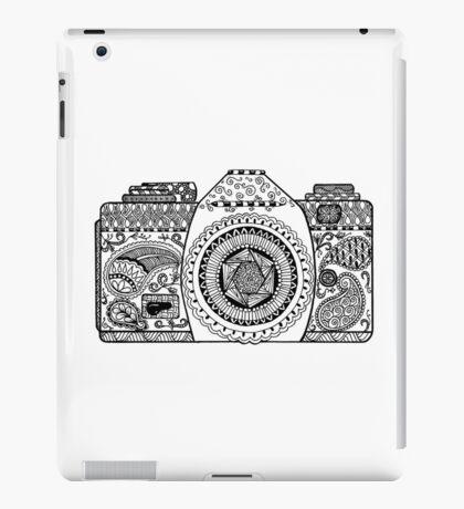 Click! Doodled Camera iPad Case/Skin