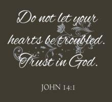 John 14:1 by Janelle Tarnopolski