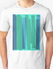 Blue Pillar  Unisex T-Shirt