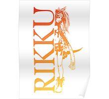 Rikku - Final Fantasy X-2 Poster