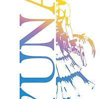 Yuna - Final Fantasy X-2 by studioNdesigns