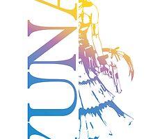 Yuna - Final Fantasy X-2 by studioNdesigns