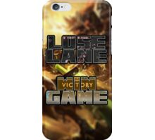 Lose Lane, Win Game - Please Like and Share iPhone Case/Skin