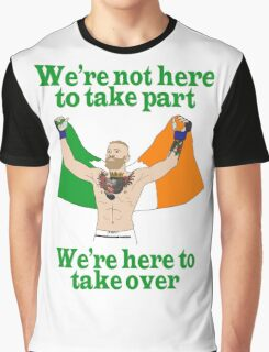 Conor McGregor MMA Graphic T-Shirt