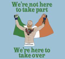 Conor McGregor MMA One Piece - Short Sleeve
