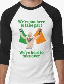 Conor McGregor MMA Men's Baseball ¾ T-Shirt