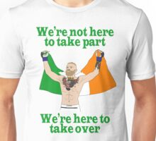 Conor McGregor MMA Unisex T-Shirt