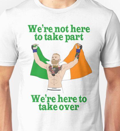 Conor McGregor MMA Unisex T-Shirt