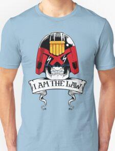 I am the LAW! Unisex T-Shirt