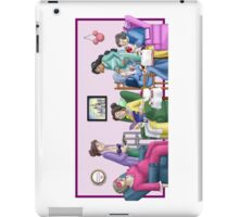 Princess Retirement iPad Case/Skin
