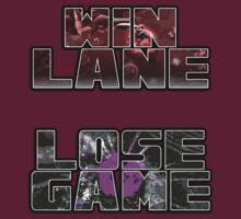 Win Lane, Lose Game - Please Like and Share by Gaming4All