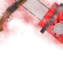 Evil Dead: It's Dangerous to go alone!  Sticker