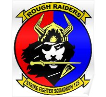 VFA-125 Rough Raiders Poster