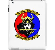 VFA-125 Rough Raiders iPad Case/Skin