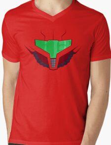 Metriod - Samas Aran Varia Visor Mens V-Neck T-Shirt