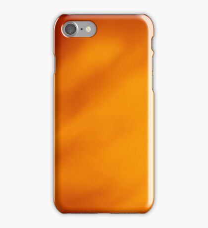 Orange Ethereal Chill iPhone Case/Skin