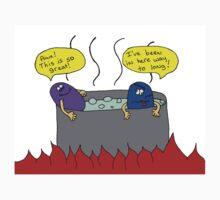 Hot tub by deannas