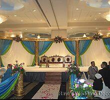 Indian Wedding Decorators Chicago by ravismandaps