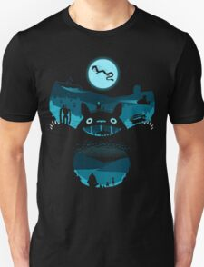 My Nighttime Friends Unisex T-Shirt